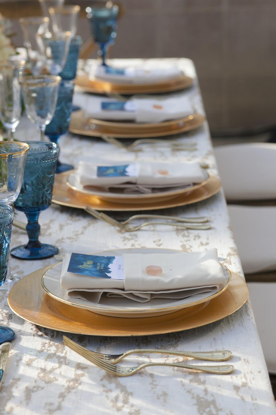 www.santabarbarawedding.com | Venue: Dos Pueblos Ranch | Photographer: ByCherry Photography | Event Designer: Elan Event Rentals | Tablescape
