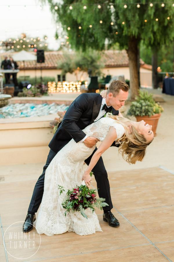www.santabarbarawedding.com | Whitney Turner Photography | Santa Barbara Historical Museum | Immaginare Events | Ventura Party Rentals | Bride and Groom