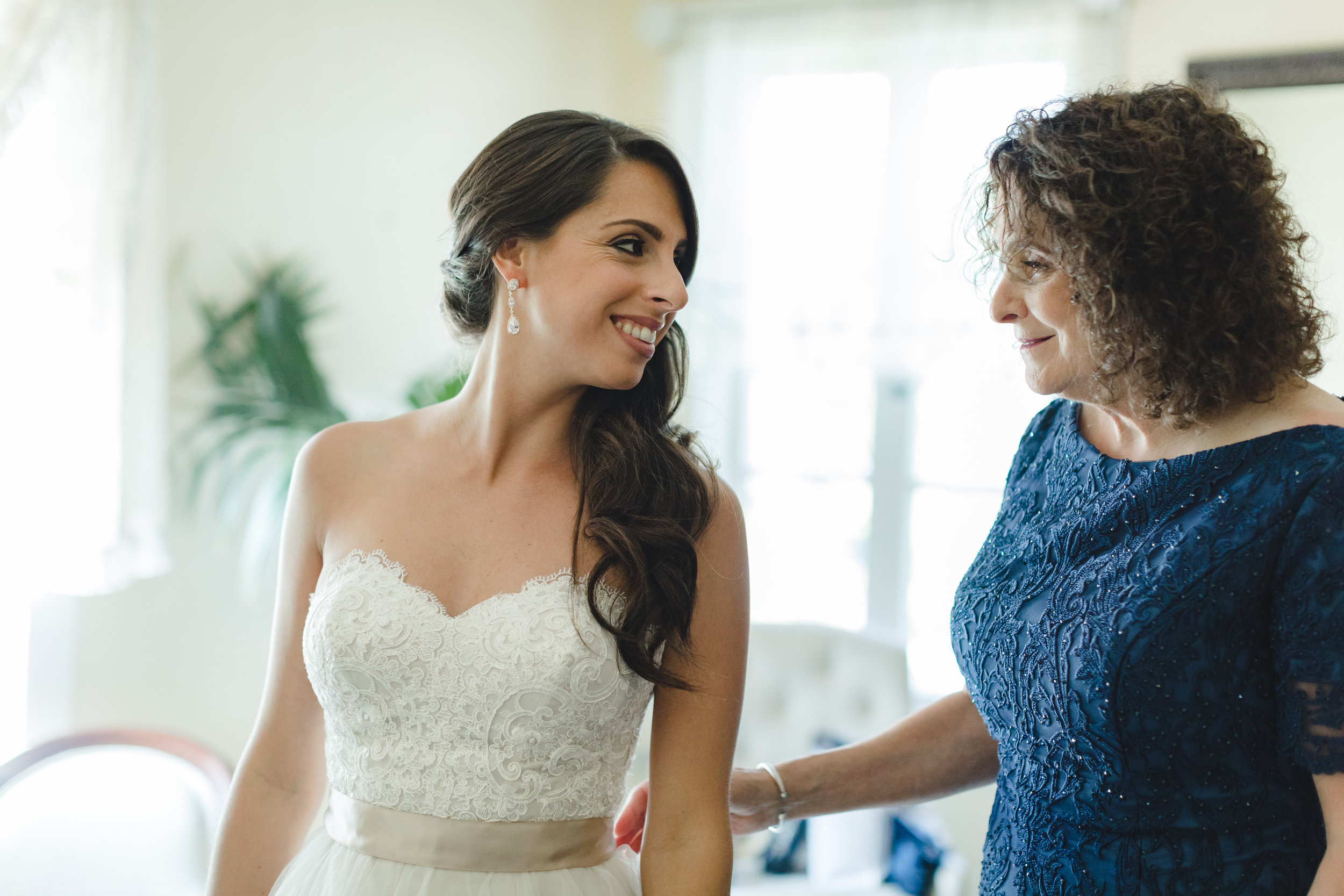 www.santabarbarawedding.com | Waller Weddings | The Riviera Mansion | Amy Grace Events | Style Me Kristi | Mother Helps Bride Get Ready