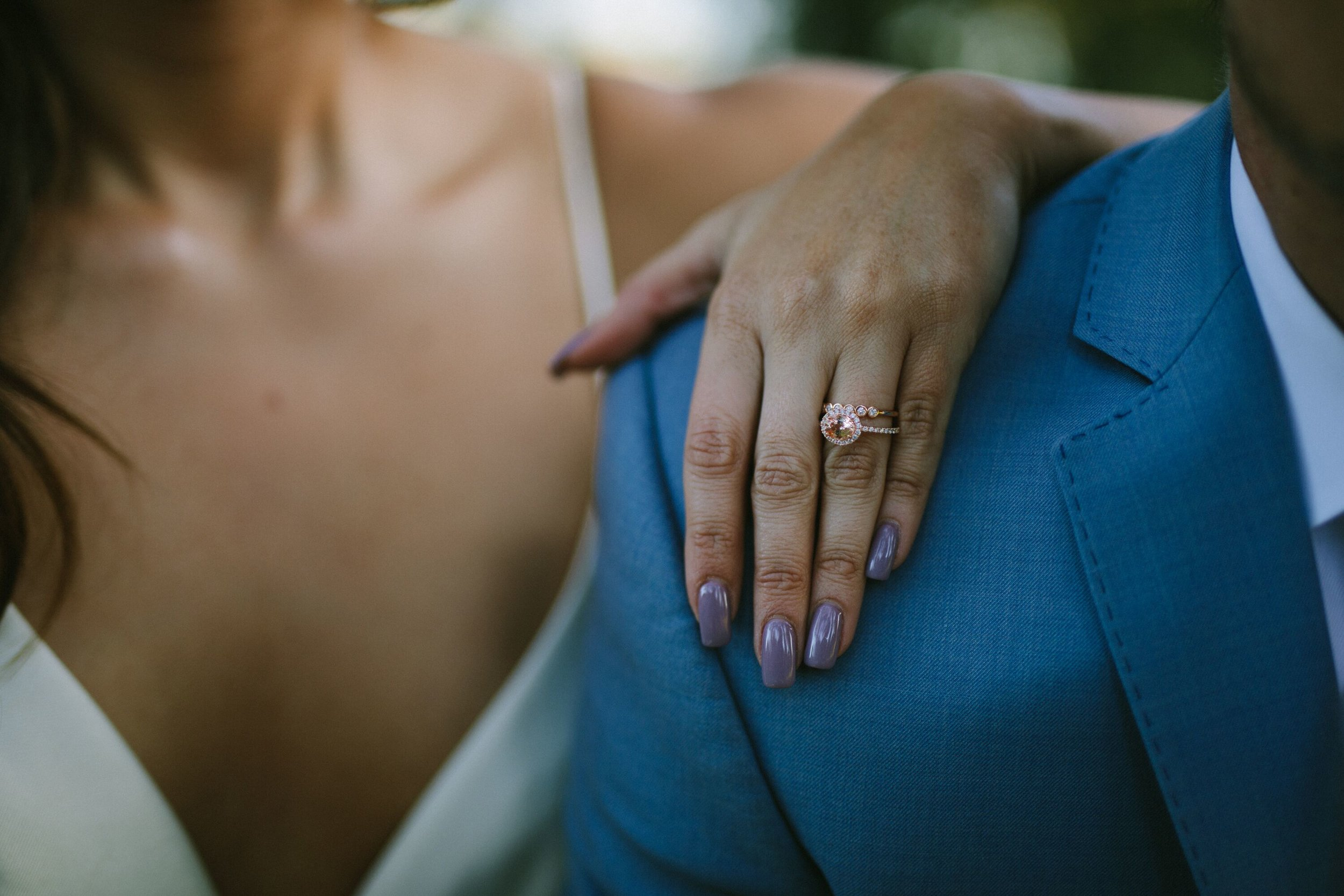 www.santabarbarawedding.com | Photographer: Patrick Ang | Venue: Rancho La Patera & Stow House | Wedding Planner: Elyse Rowen of Elyse Events | Bridal Rings