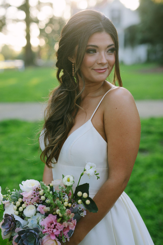 www.santabarbarawedding.com | Photographer: Patrick Ang | Venue: Rancho La Patera & Stow House | Wedding Planner: Elyse Rowen of Elyse Events | Bridal Portrait