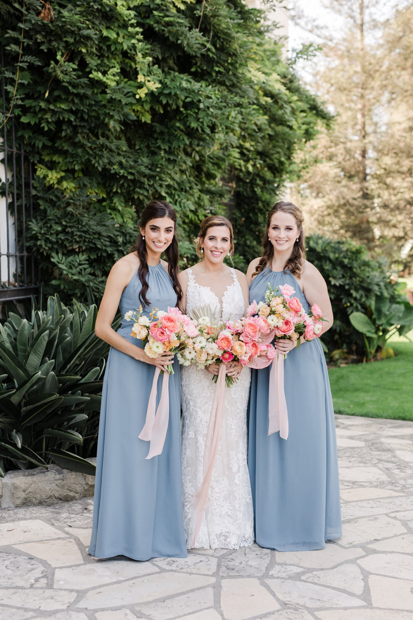 www.santabarbarawedding.com | Anna Delores Photography | Kimpton Canary Hotel | Onyx + Redwood | Dream Catcher Artistry | Bride and Bridesmaids
