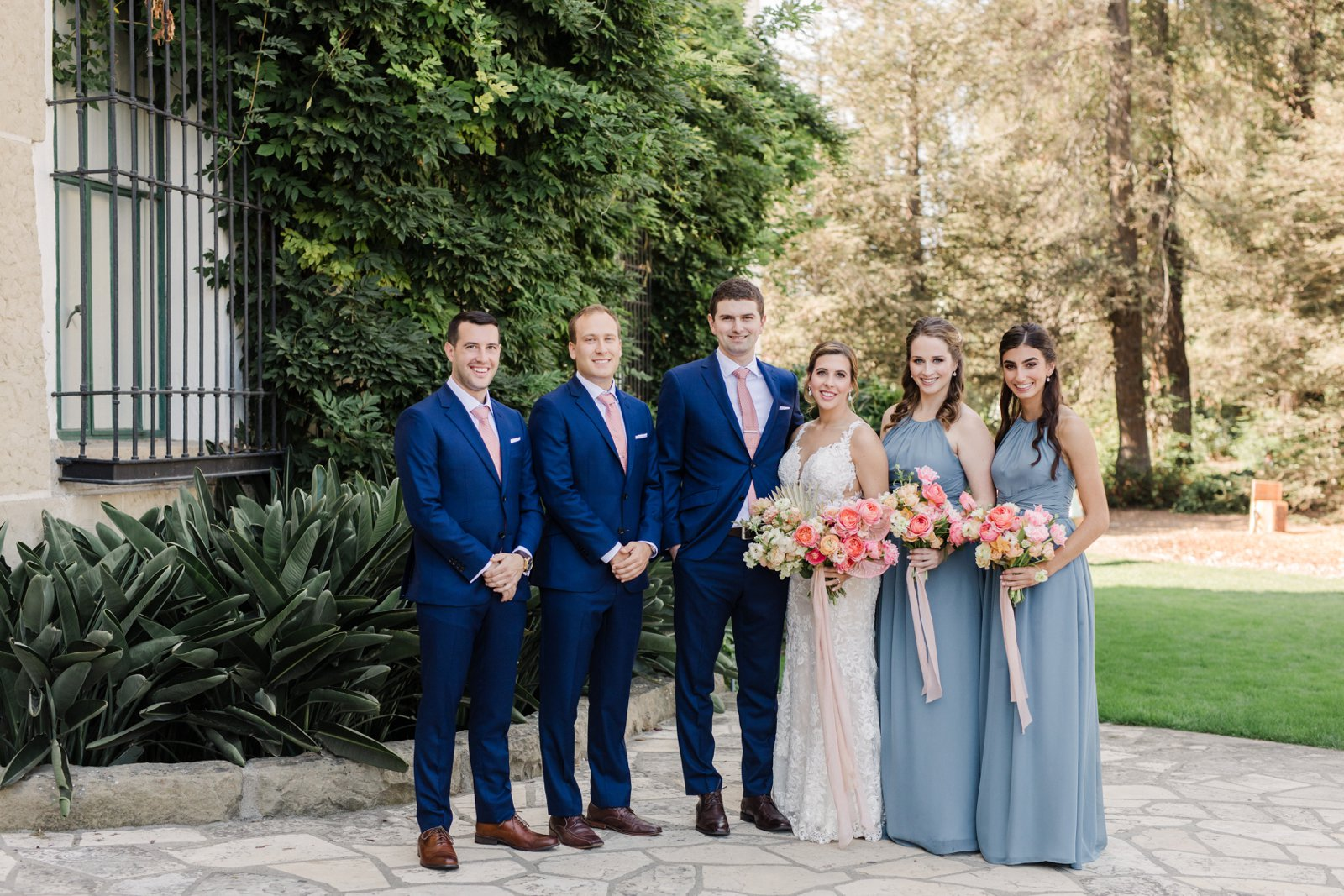 www.santabarbarawedding.com | Anna Delores Photography | Kimpton Canary Hotel | Onyx + Redwood | Idlewild Floral | Bridal Party