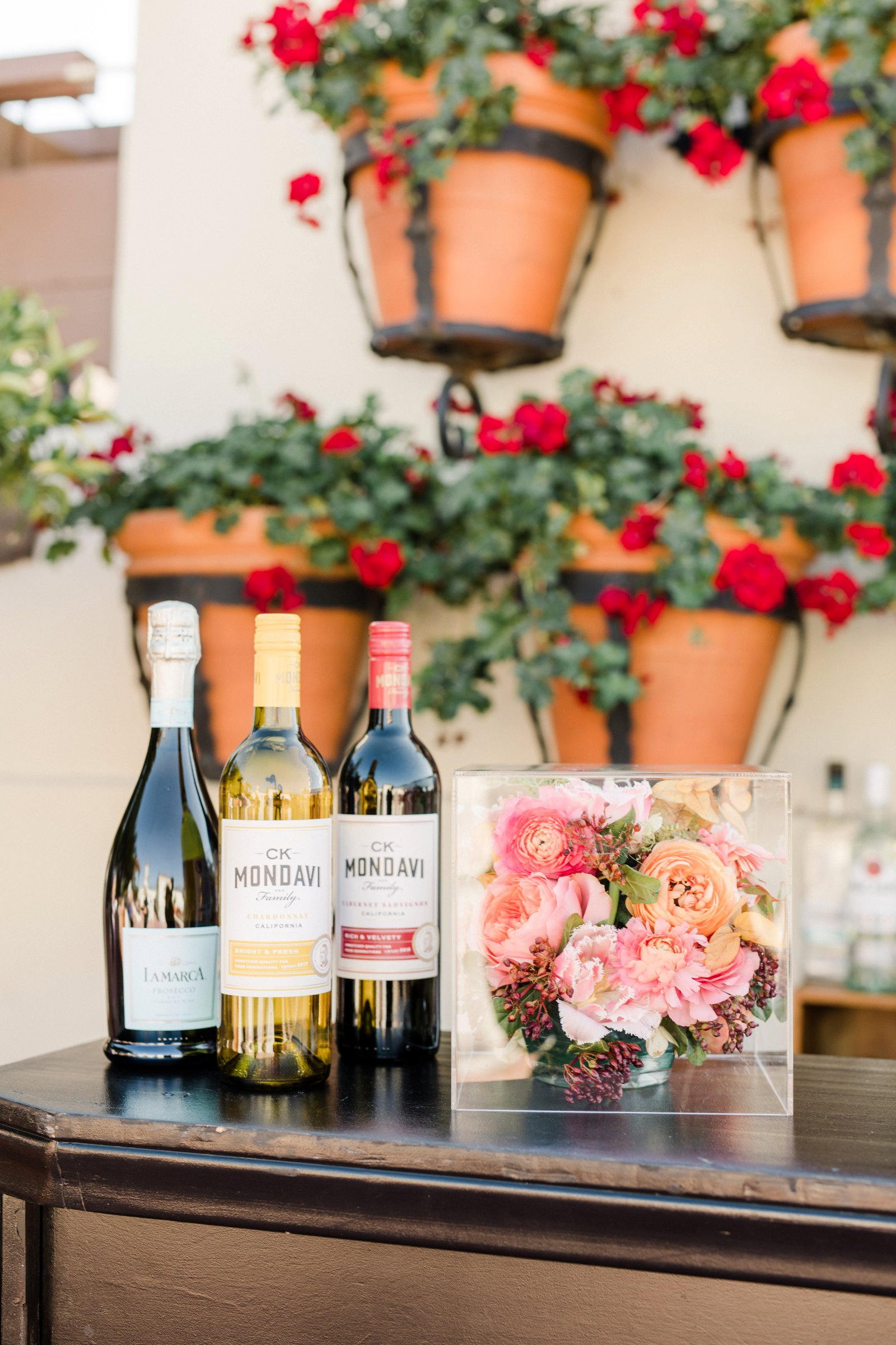 www.santabarbarawedding.com | Anna Delores Photography | Kimpton Canary Hotel | Onyx + Redwood | Idlewild Floral | Wine Refreshments and Florals