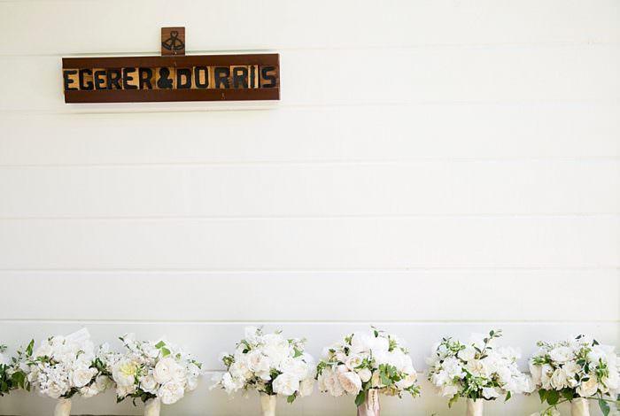 www.santabarbarawedding.com | Kristen Beinke | San Ysidro Ranch | Alexandra Kolendrianos | TOAST | Bridesmaids Bouquets