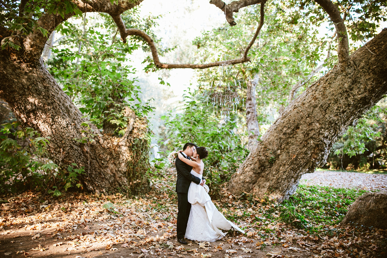 www.santabarbarawedding.com | The Gathering Season | Dos Pueblos Ranch | Joelle Charming | Bride and Groom