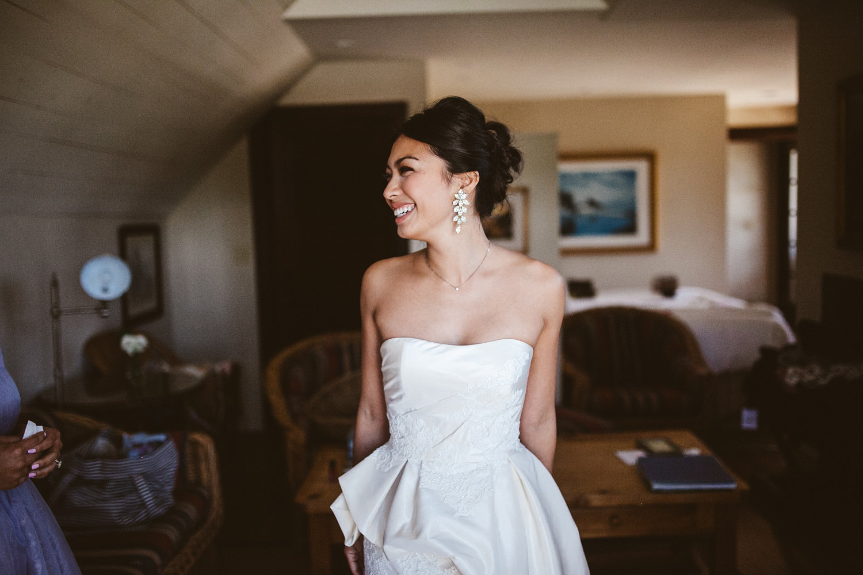www.santabarbarawedding.com | The Gathering Season | Dos Pueblos Ranch | Joelle Charming | Bride Getting Ready