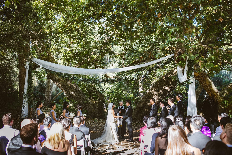 www.santabarbarawedding.com | The Gathering Season | Dos Pueblos Ranch | Joelle Charming | Twig & Twine | Wedding Ceremony