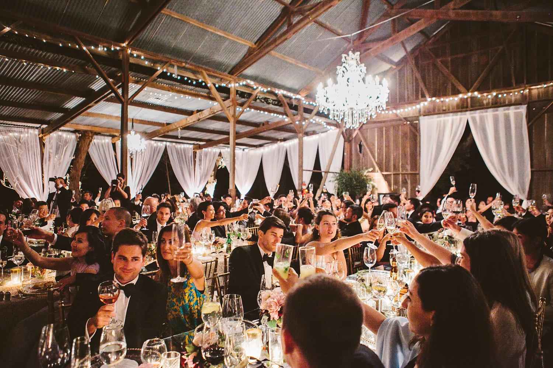 www.santabarbarawedding.com | The Gathering Season | Dos Pueblos Ranch | Joelle Charming | Twig & Twine | Town and Country | La Tavola | Wedding Reception