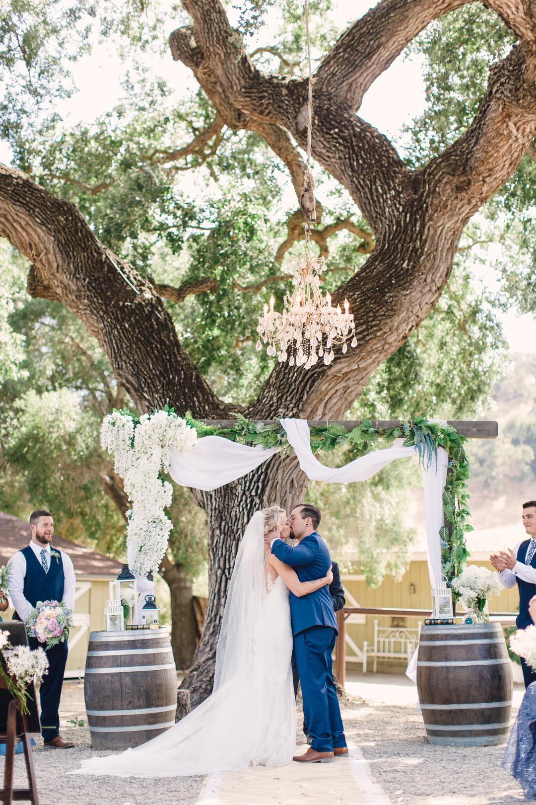 www.santabarbarawedding.com | Joanna Fisher | Rancho San Antonio