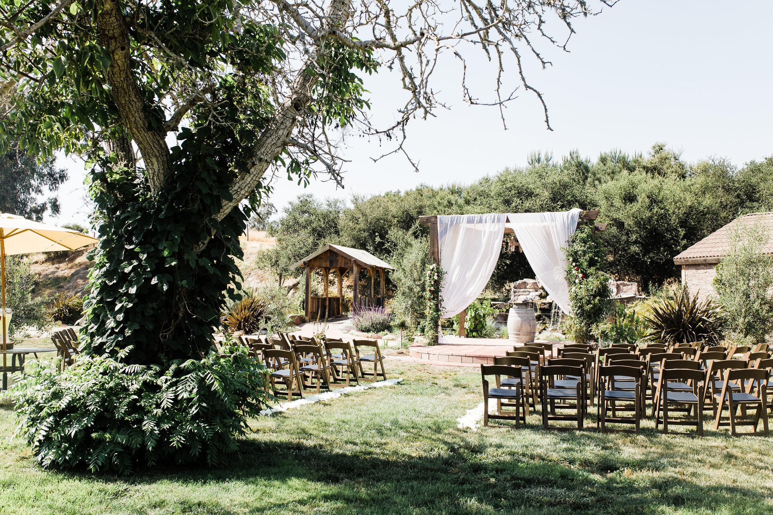 www.santabarbarawedding.com   La Arboleda   Brittany Taylor Photo