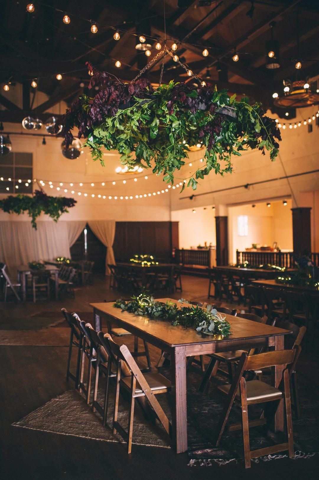 www.santabarbarawedding.com | Sarah Katherine Davis Photography | Santa Barbara Museum of Natural History | Wild Heart Events | Bella Vista Designs | Seasons Catering | Reception Set Up