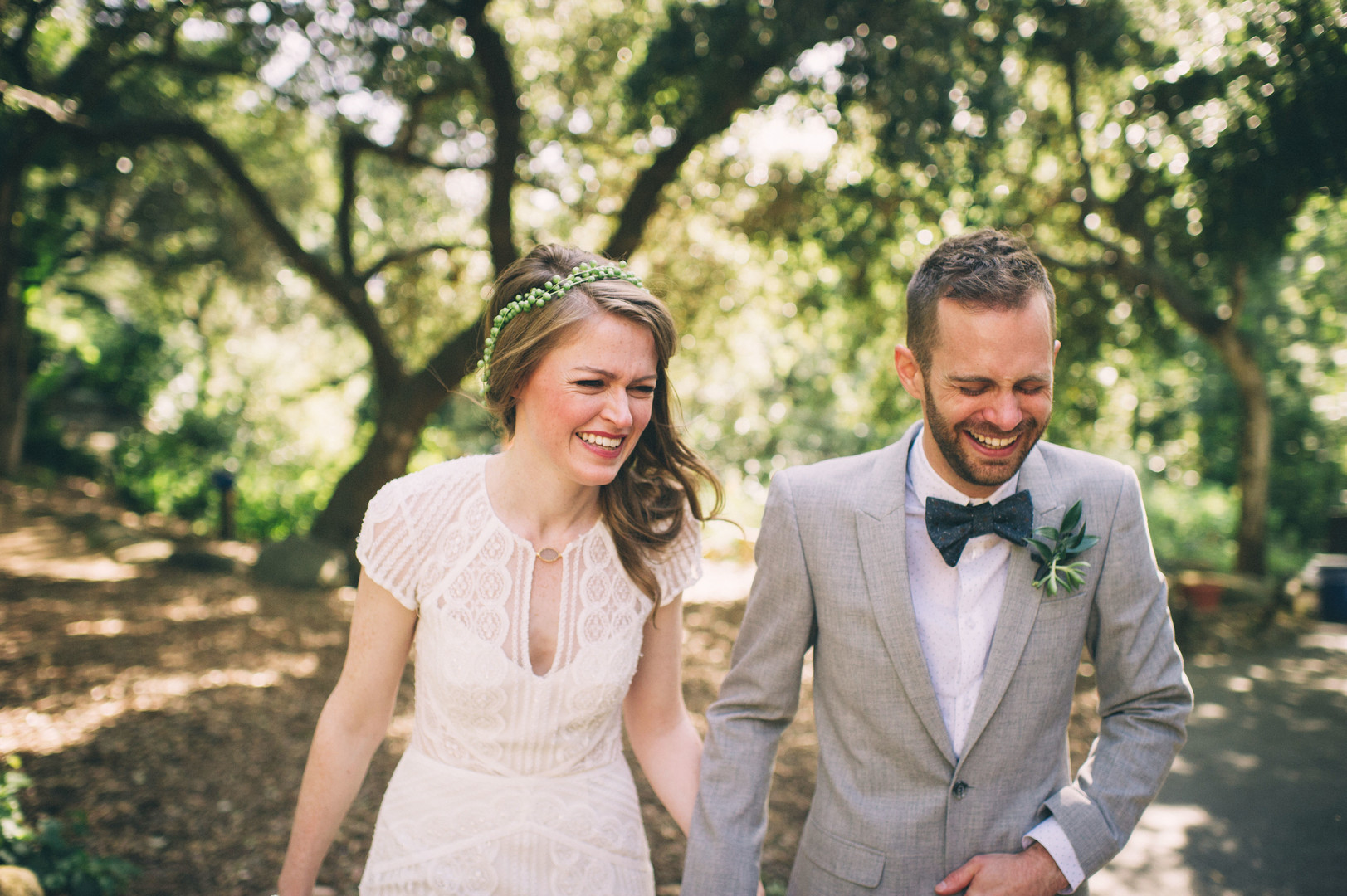 www.santabarbarawedding.com | Sarah Katherine Davis Photography | Santa Barbara Museum of Natural History | Wild Heart Events | Party Pleasers | Bride and Groom Exit Ceremony