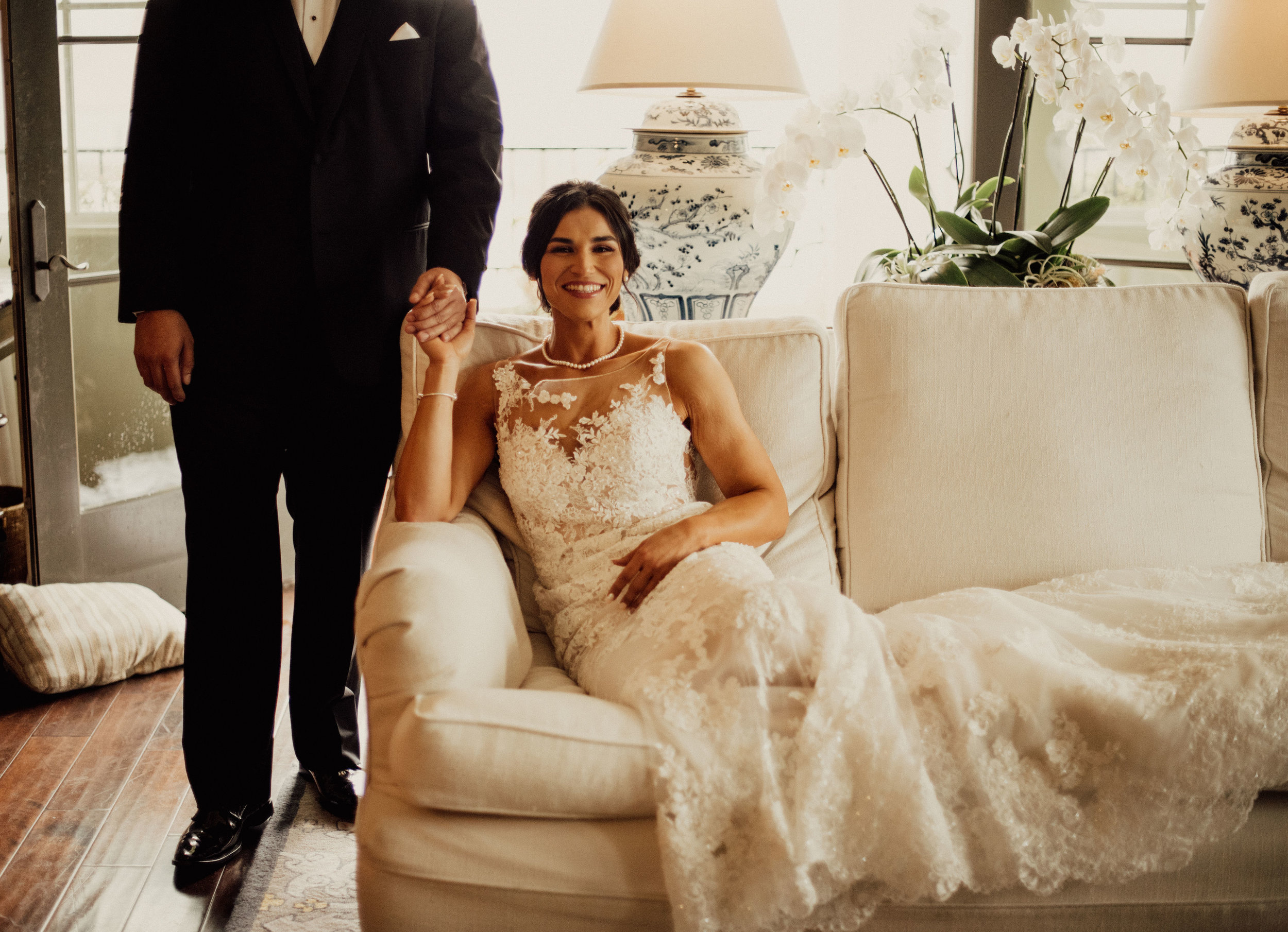 www.santabarbarawedding.com | SefraKay Photography | Kimpton Canary Hotel | Joyce Moran | Bride Before the Ceremony