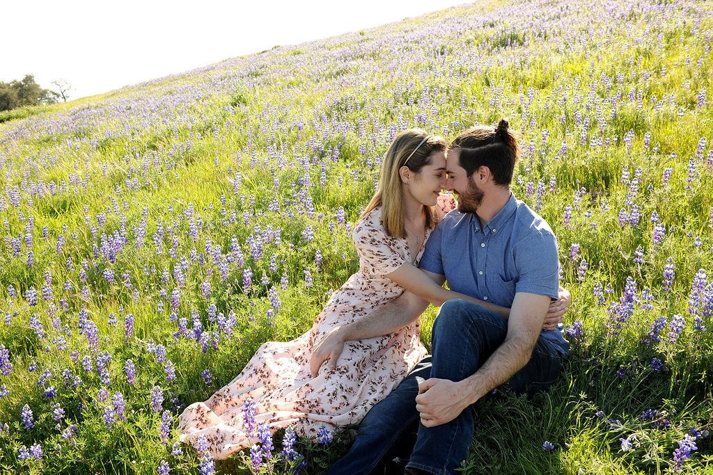 www.santabarabawedding.com | Photographer: Keith Munyan Photography | Venue: Fess Parker Winery and Vineyard Ranch | Engagement Shoot