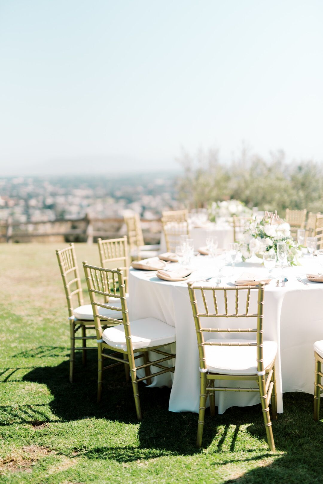 wwww.santabarbawedding.com | Planner: Vintage Heart Events | Ceremony Venue: Serra Cross Park | Photographer: Haley Richter Photography | Reception Site