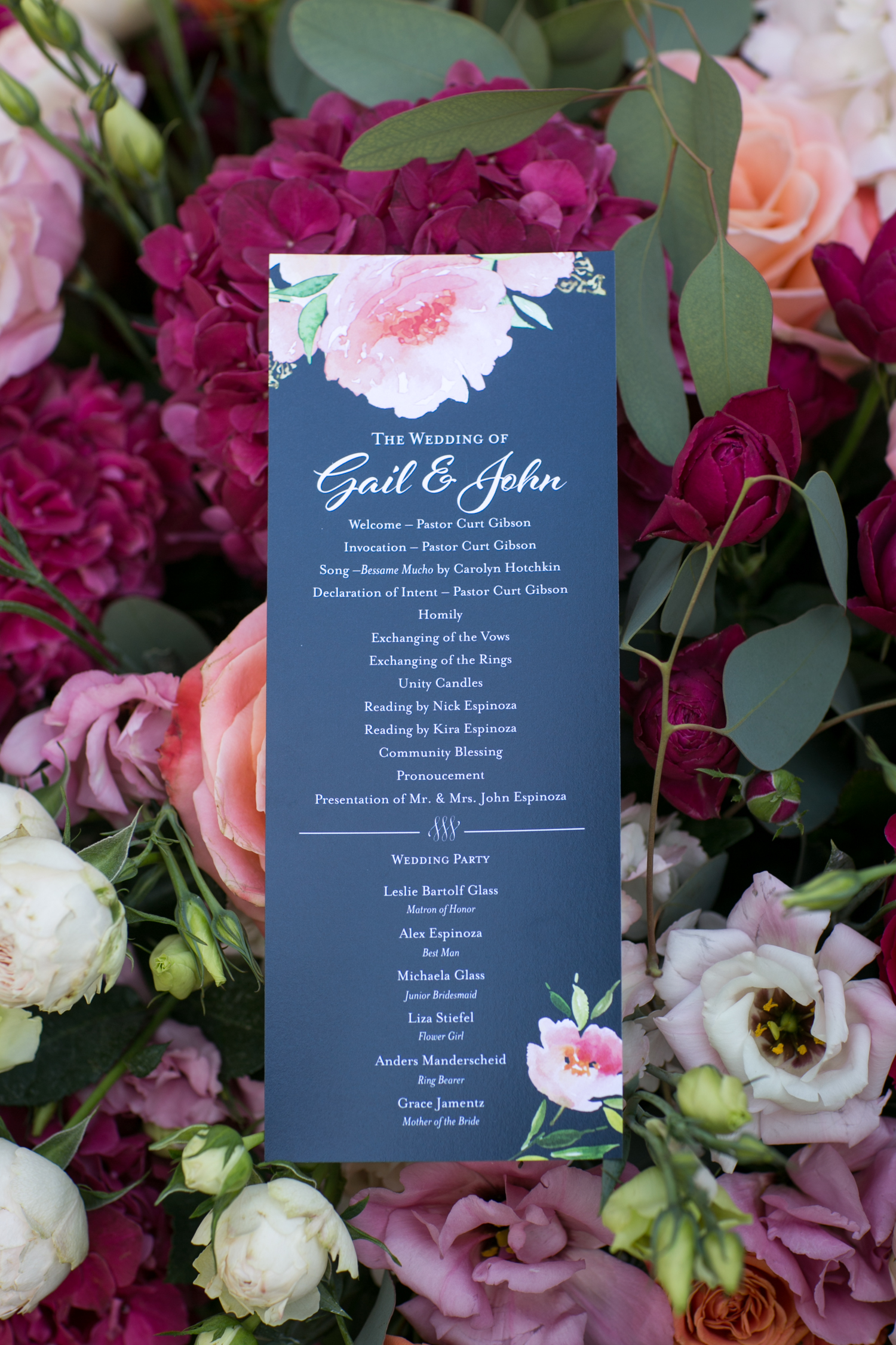 www.santabarbarawedding.com | Miki & Sonja Photography | Four Seasons Resort The Biltmore | Imagine Weddings & Special Events | Rockrose Floral Design | Welcome Sign