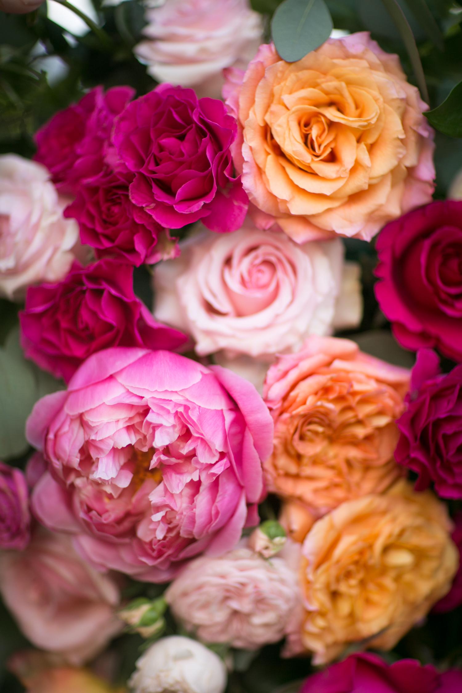 www.santabarbarawedding.com | Miki & Sonja Photography | Four Seasons Resort The Biltmore | Imagine Weddings & Special Events | Rockrose Floral Design | Flower Bouquet