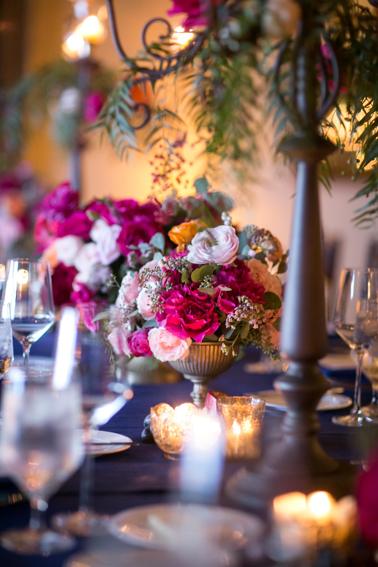 www.santabarbarawedding.com | Miki & Sonja Photography | Four Seasons Resort The Biltmore | Imagine Weddings & Special Events | La Tavola Linens | Rockrose Floral Design | Reception Tables