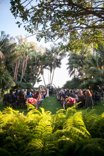 www.santabarbarawedding.com | Miki & Sonja Photography | Four Seasons Resort The Biltmore | Imagine Weddings & Special Events | David Patt Music  | The Ceremony
