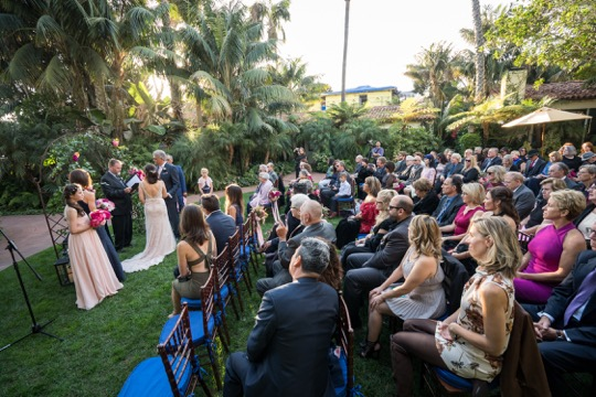www.santabarbarawedding.com | Miki & Sonja Photography | Four Seasons Resort The Biltmore | Imagine Weddings & Special Events | Honey Reel | The Ceremony