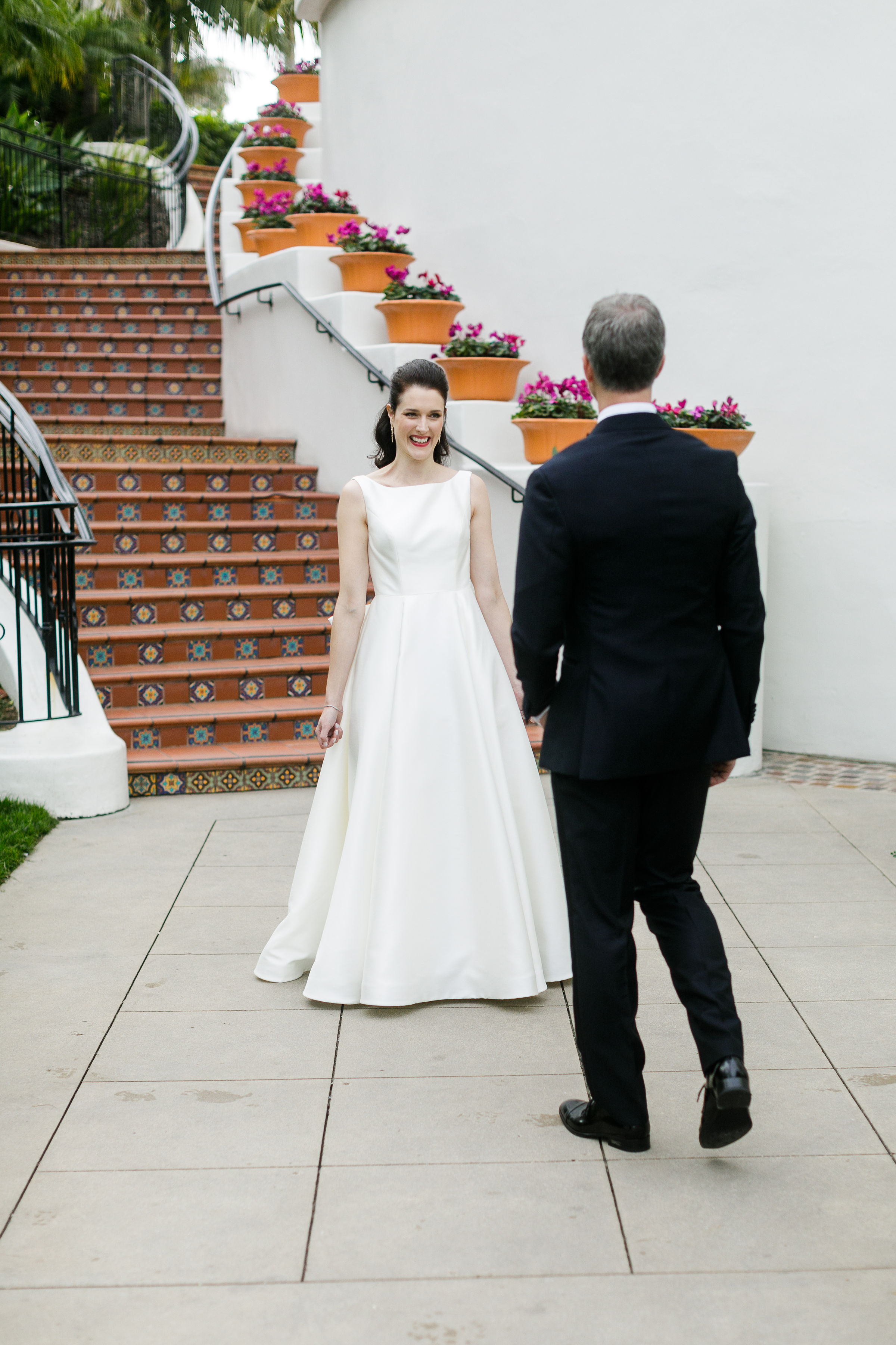 www.santabarbarawedding.com   Kiel Rucker Photography   The Ritz Carlton Bacara   Event of the Season   Sareh Nouri   First Look