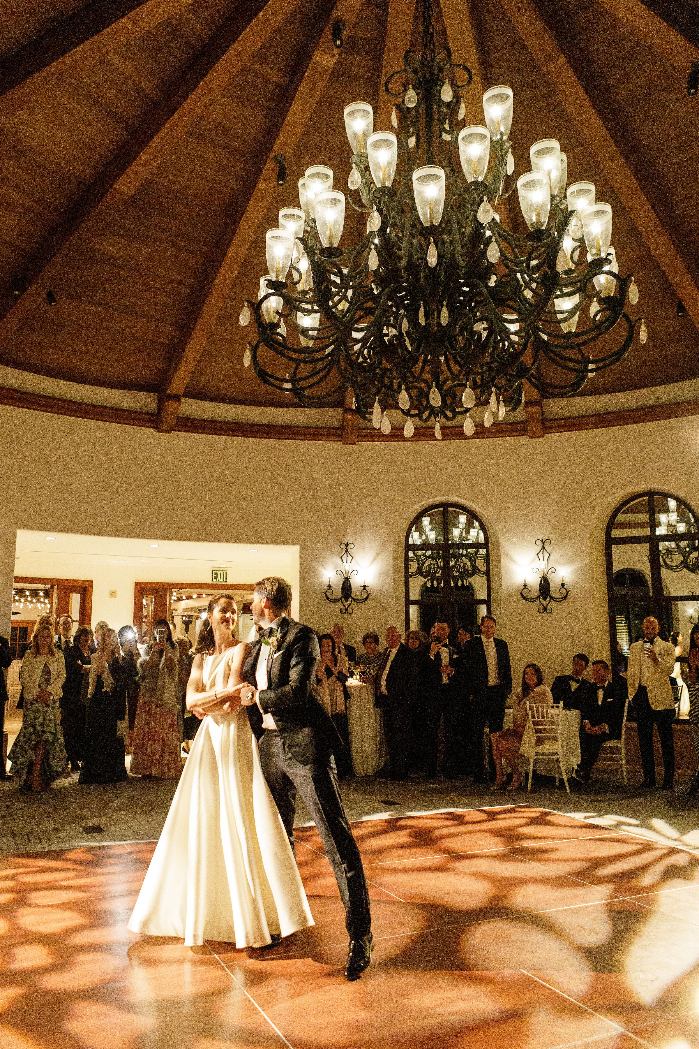 www.santabarbarawedding.com   Kiel Rucker Photography   The Ritz Carlton Bacara   Event of the Season   Brian Fowler   Couple's First Dance