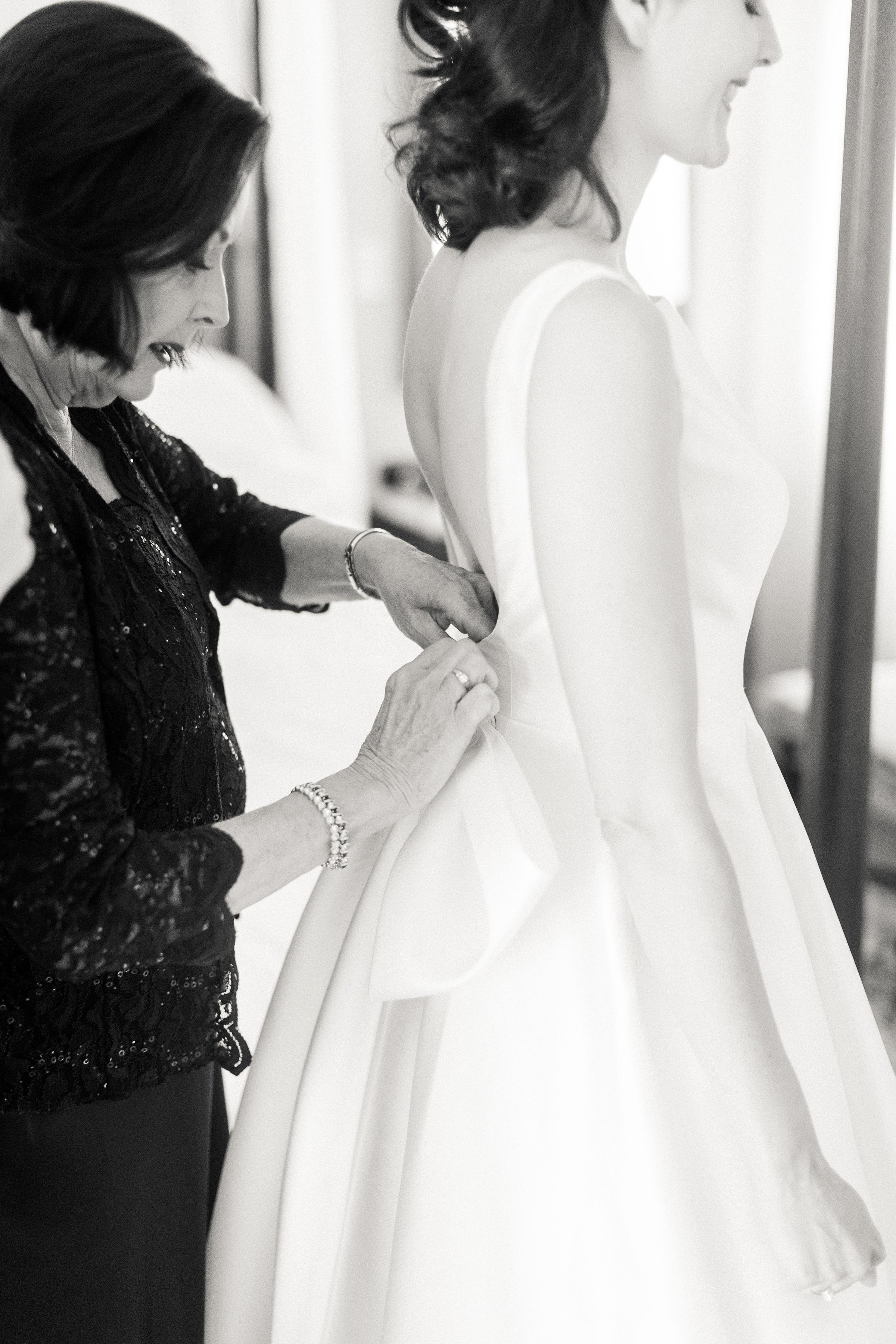 www.santabarbarawedding.com   Kiel Rucker Photography   The Ritz Carlton Bacara   Event of the Season   Sareh Nouri   Bride's Wedding Gown