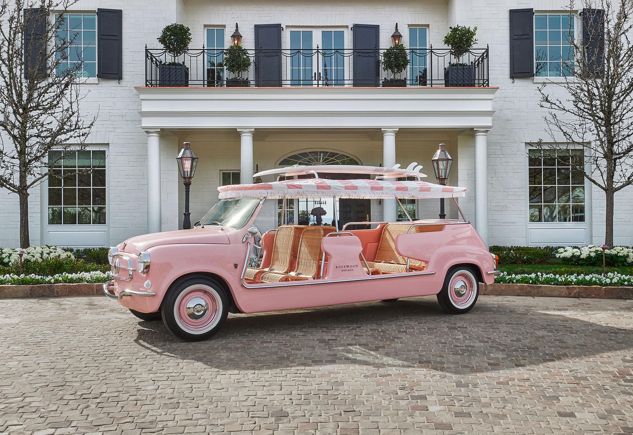 www.santabarbarawedding.com | Rosewood Miramar Beach
