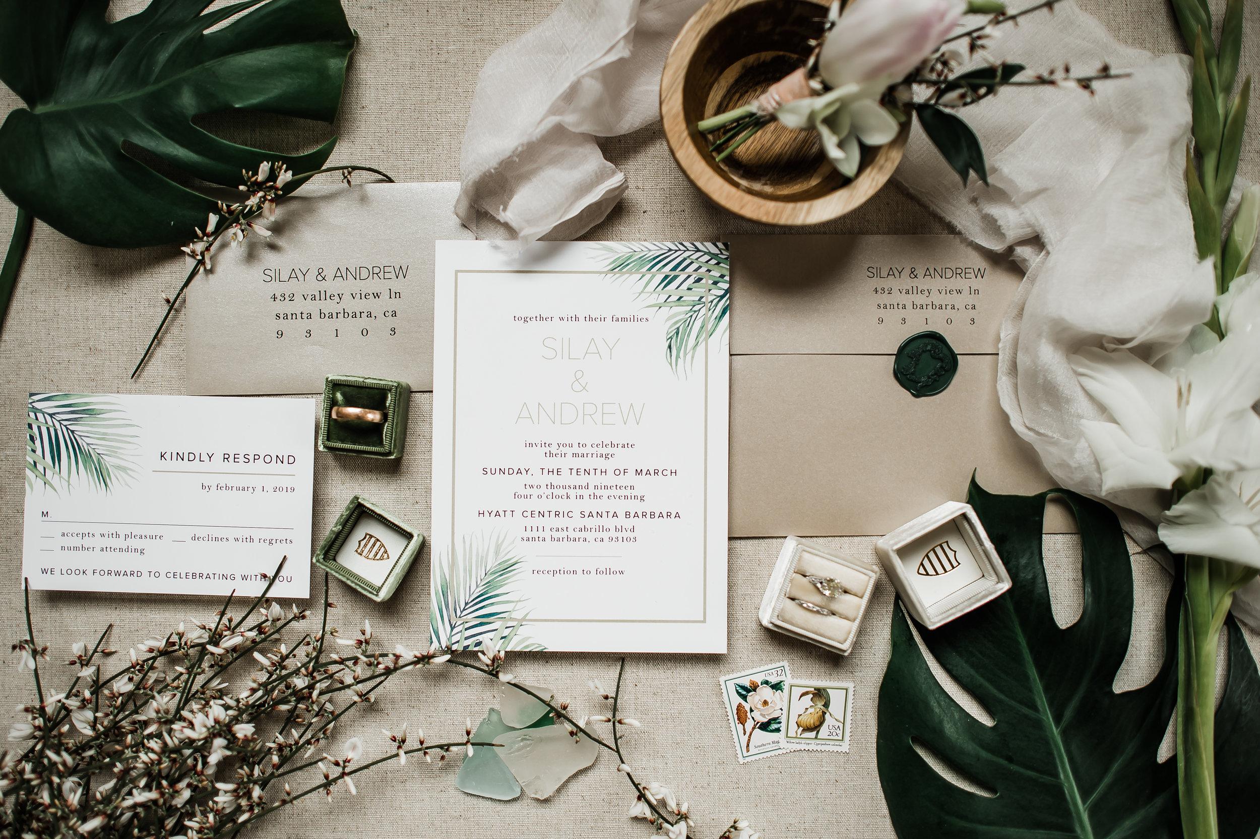Dreamy Coastal Beach-Inspired Wedding — Santa Barbara Wedding Style