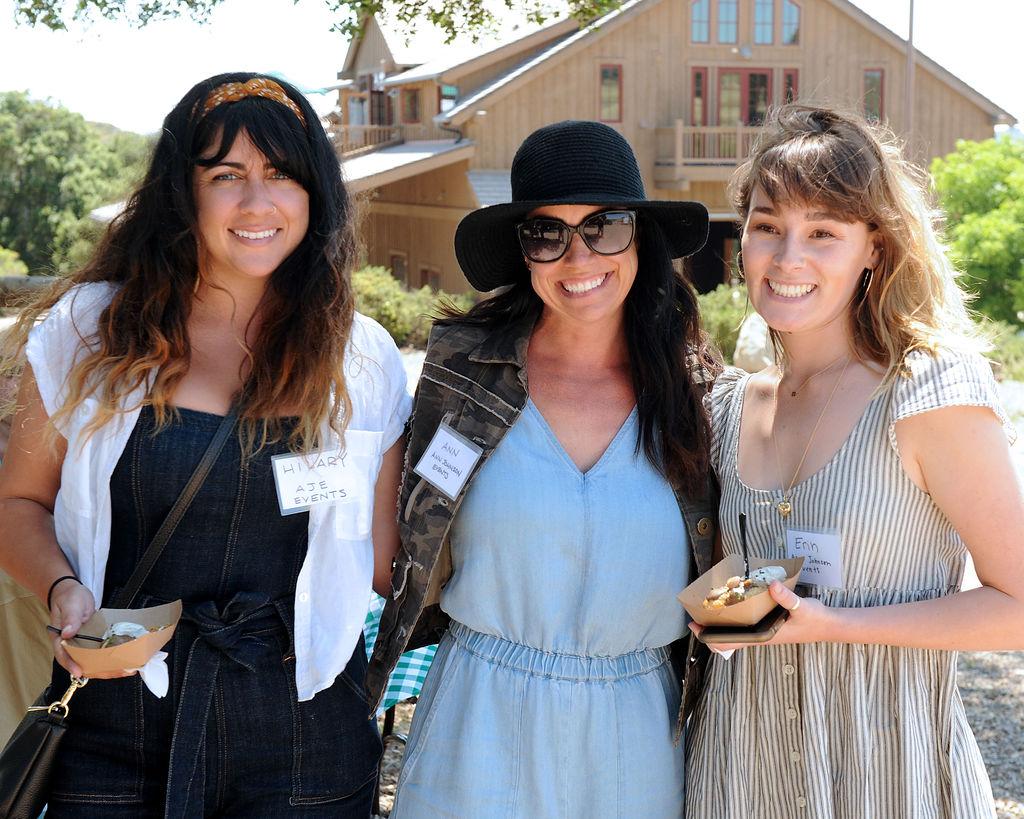 www.santabarbarawedding.com | Zaca Creek Ranch Happy Hour | Keith Munyan Photography | Guests