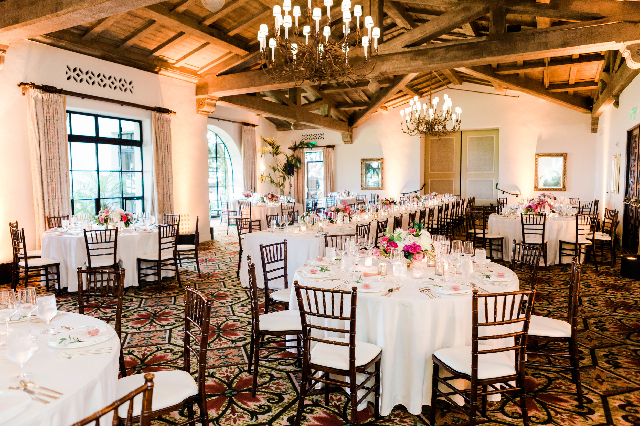 www.santabarbarawedding.com | Valorie Darling Photography | KB Events | Santa Barbara Chairs