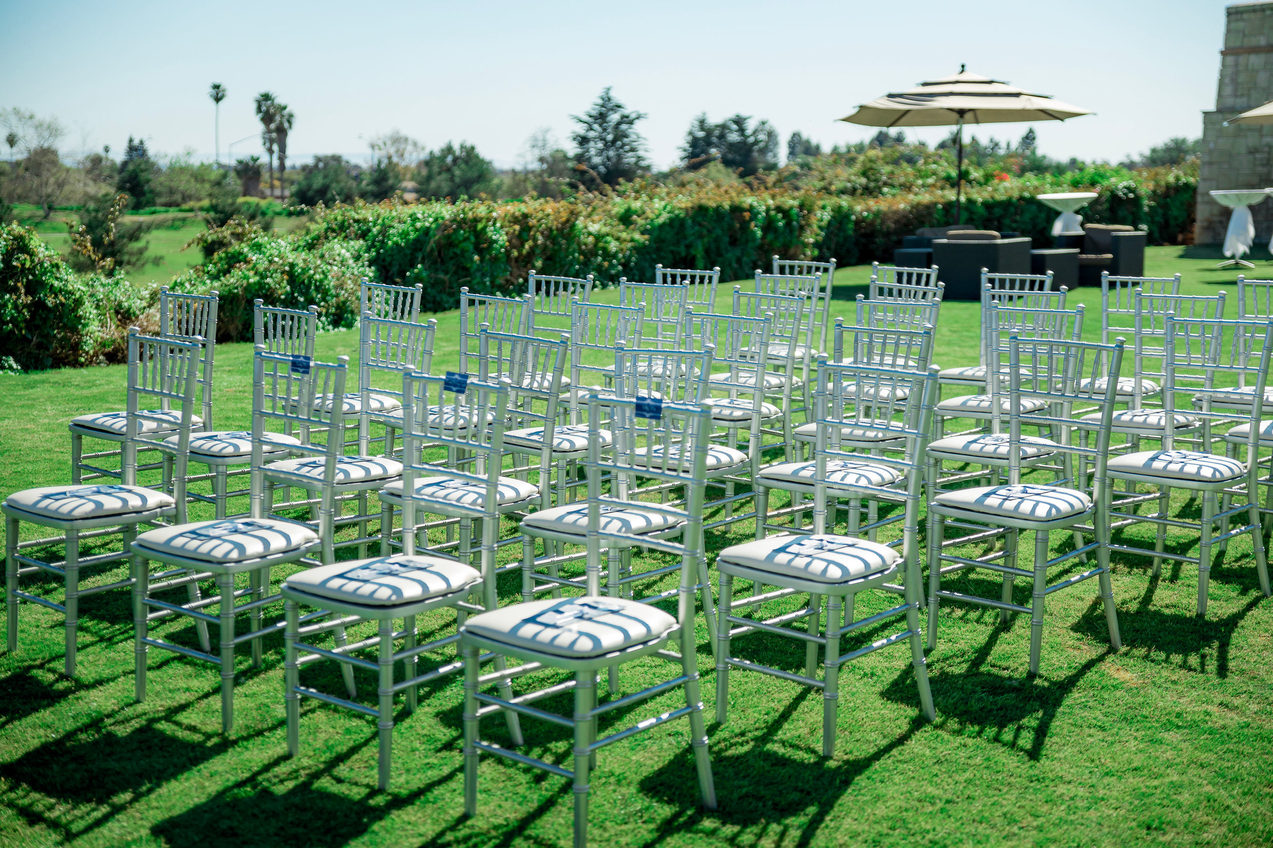 www.santabarbarawedding.com | Johanna and Wing | KB Events | Santa Barbara Chairs