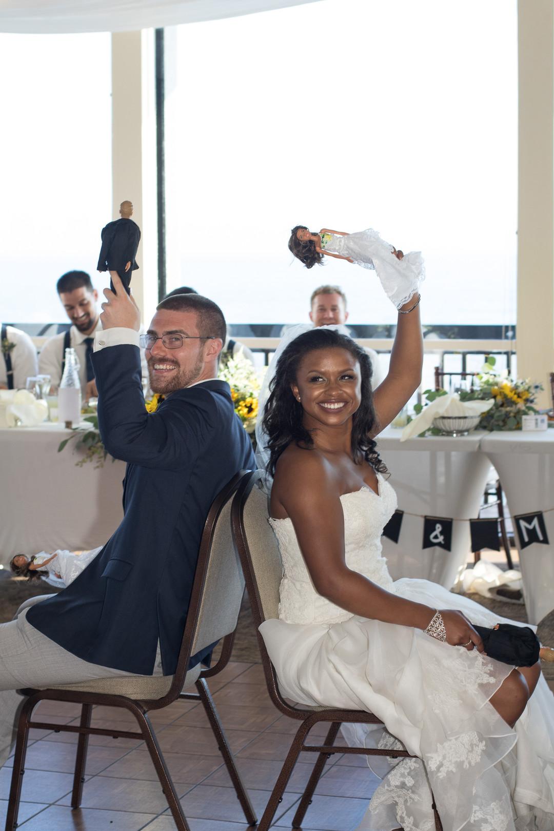 www.santabarbarawedding.com | Renoda Campbell | Weddings by Bobbie | Ventana Grill Events | Reception Game