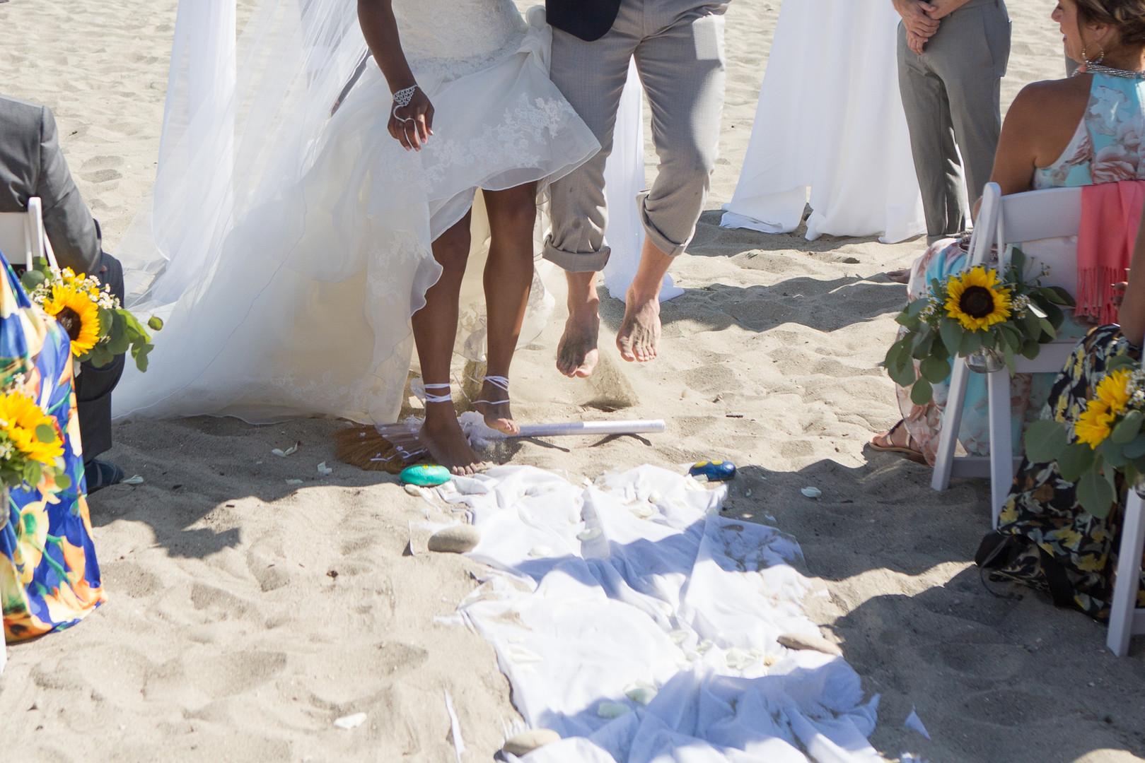 www.santabarbarawedding.com | Renoda Campbell | Weddings by Bobbie | Ventana Grill Events | Ceremony