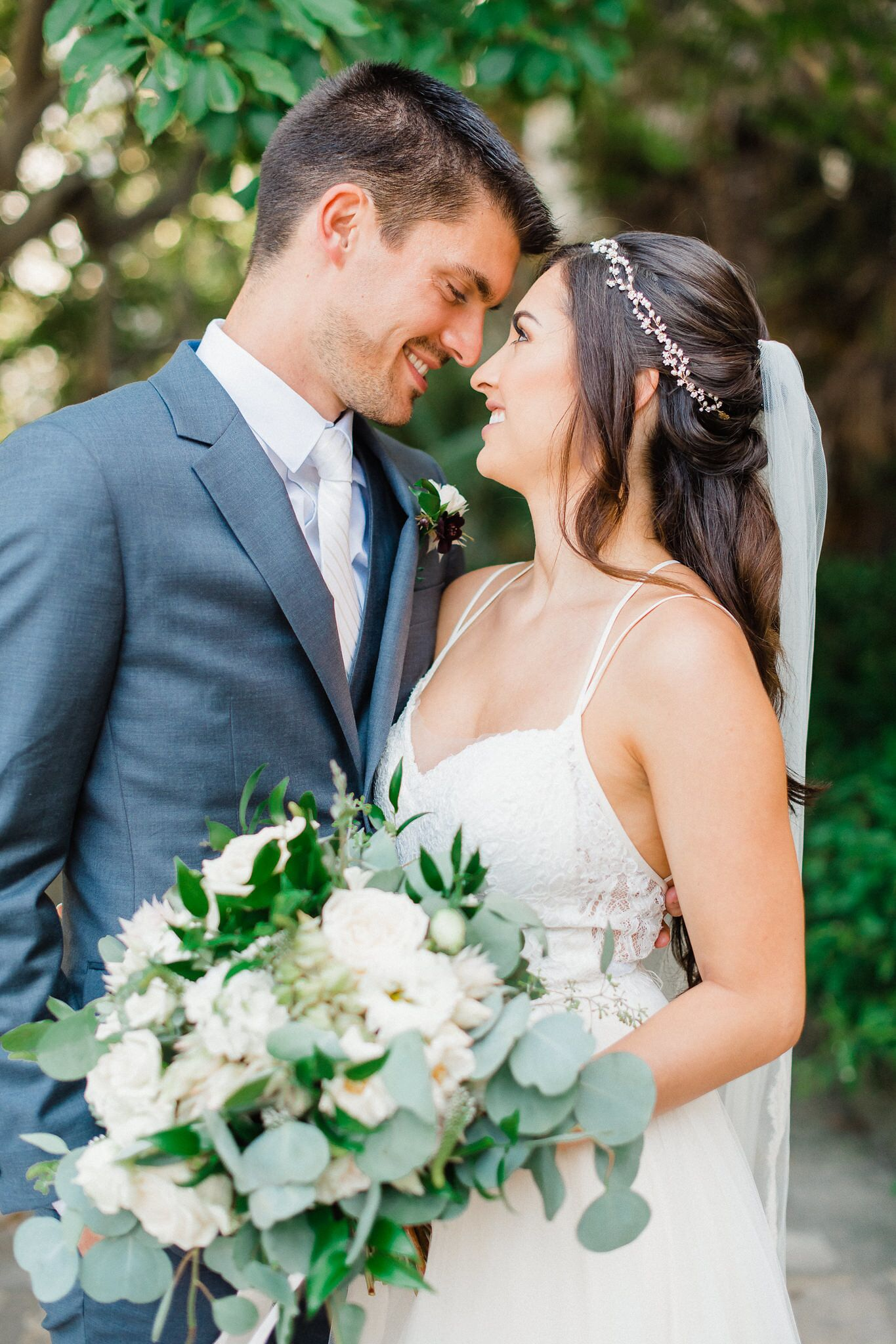 www.santabarbaraweddings.com | Photographer: Grace Kathryn | Venues: Villa & Vine, Santa Barbara Courthouse, Hilton Santa Barbara Resort | Coordination: Burlap & Bordeaux | Bride and Groom