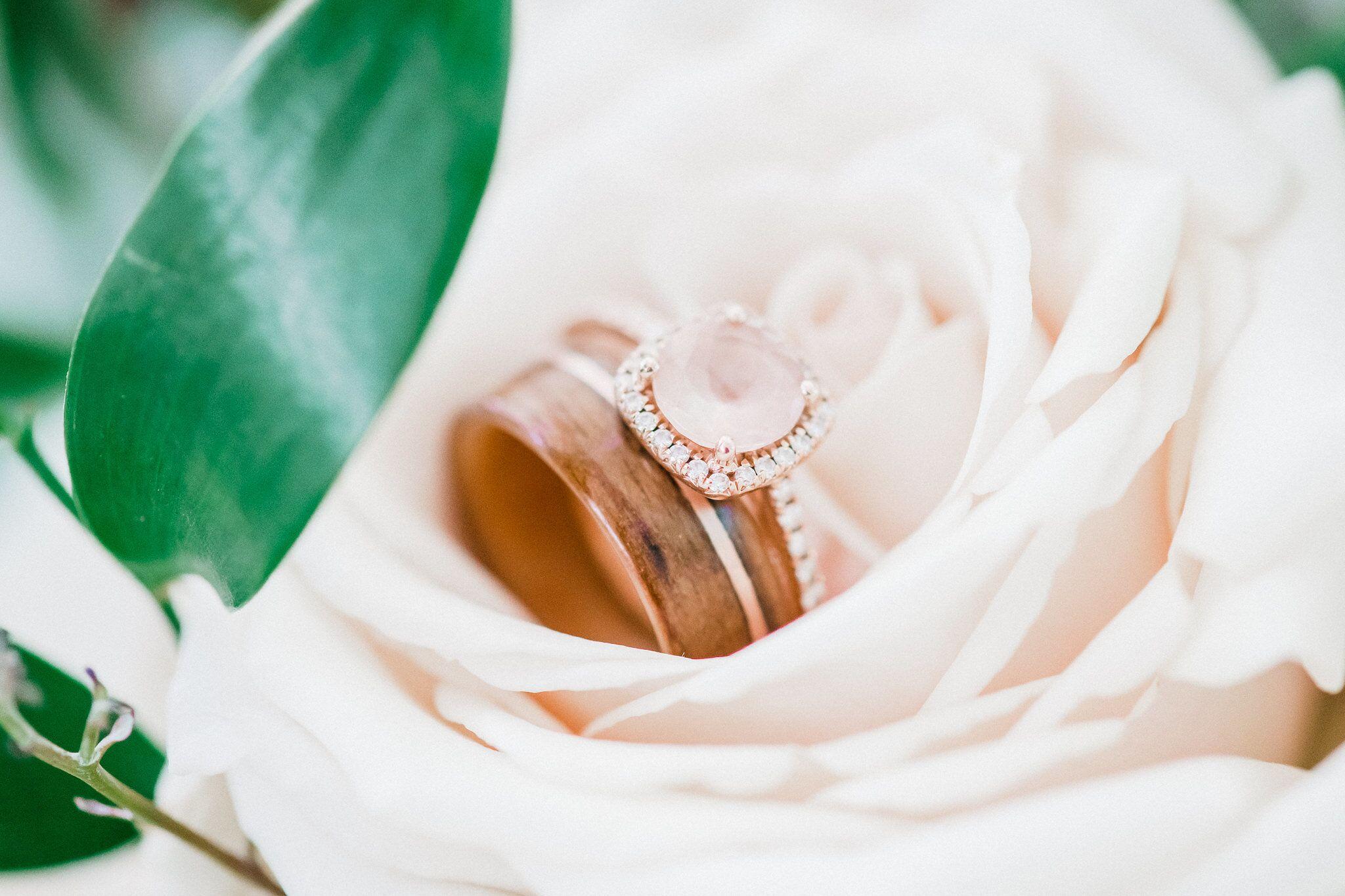 www.santabarbaraweddings.com | Photographer: Grace Kathryn | Venues: Villa & Vine, Santa Barbara Courthouse, Hilton Santa Barbara Resort | Coordination: Burlap & Bordeaux | Wedding Rings