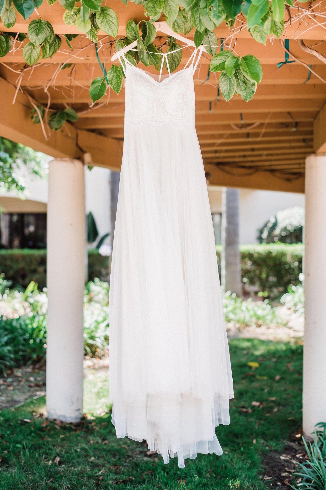 www.santabarbaraweddings.com | Photographer: Grace Kathryn | Venues: Villa & Vine, Santa Barbara Courthouse, Hilton Santa Barbara Resort | Coordination: Burlap & Bordeaux | Wedding Gown