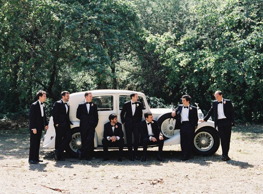 www.santabarbarawedding.com | Patrick Moyer Photography | Dos Pueblos Ranch | Soigné Productions | Tours A La Carte | Ralph Lauren Black Label | Groom and Groomsmen