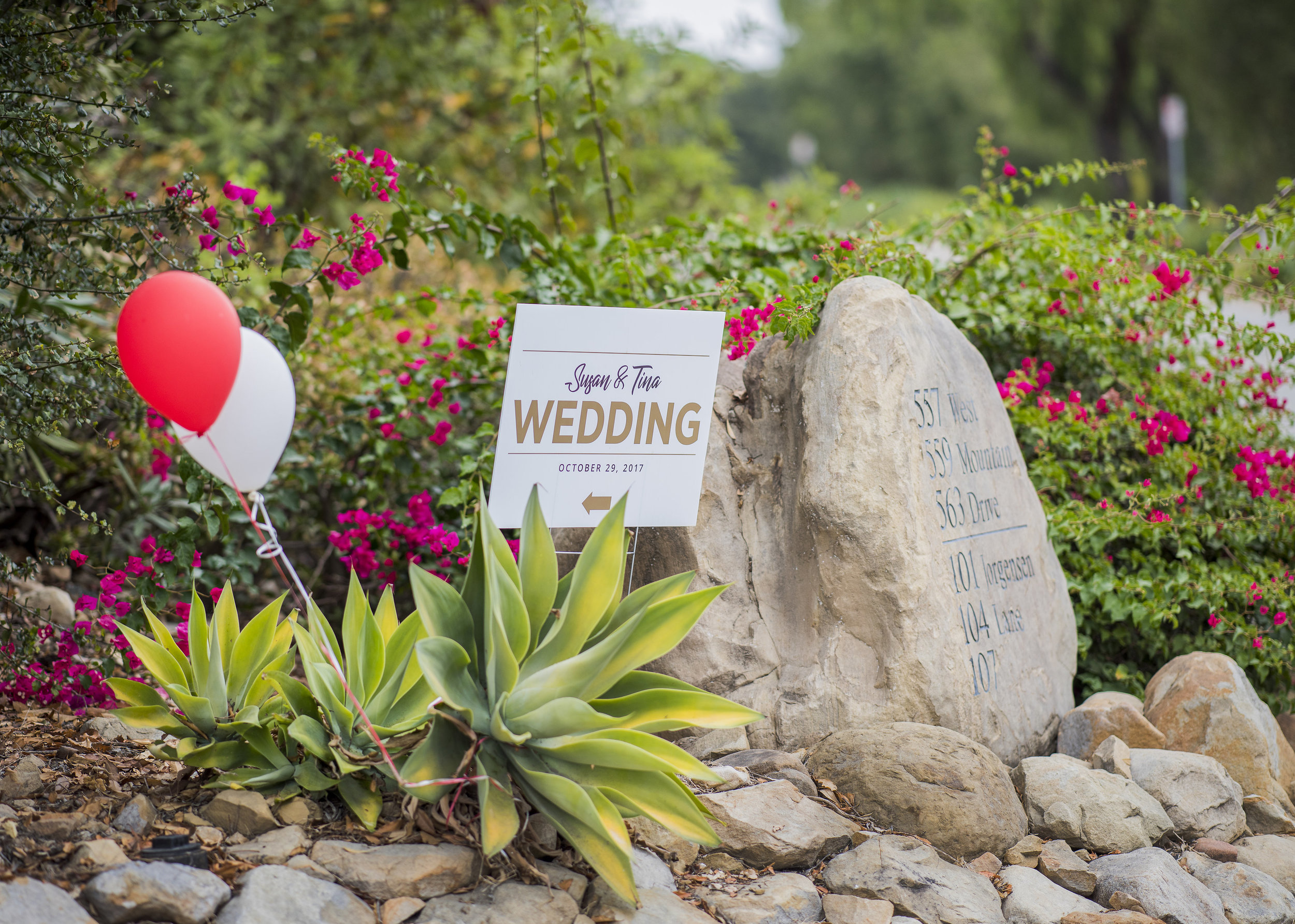 www.santabarbarawedding.com | Willa Kveta Photography | Private Estate | Savoir Faire | Wedding Welcome Sign