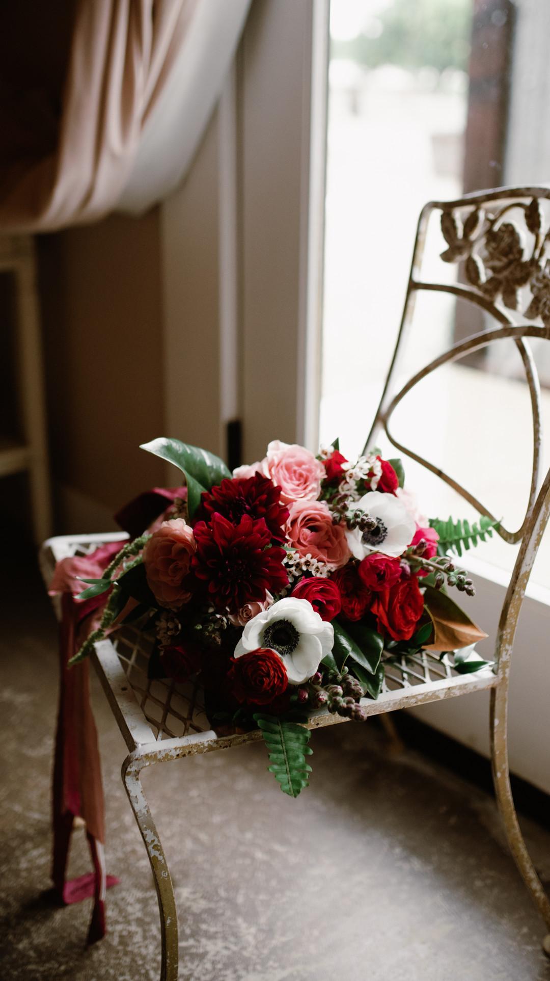 www.santabarbarawedding.com   Kacie Jones Photography   Dana Powers House   FM Events   Flourish Event & Floral Design   bridal bouquet