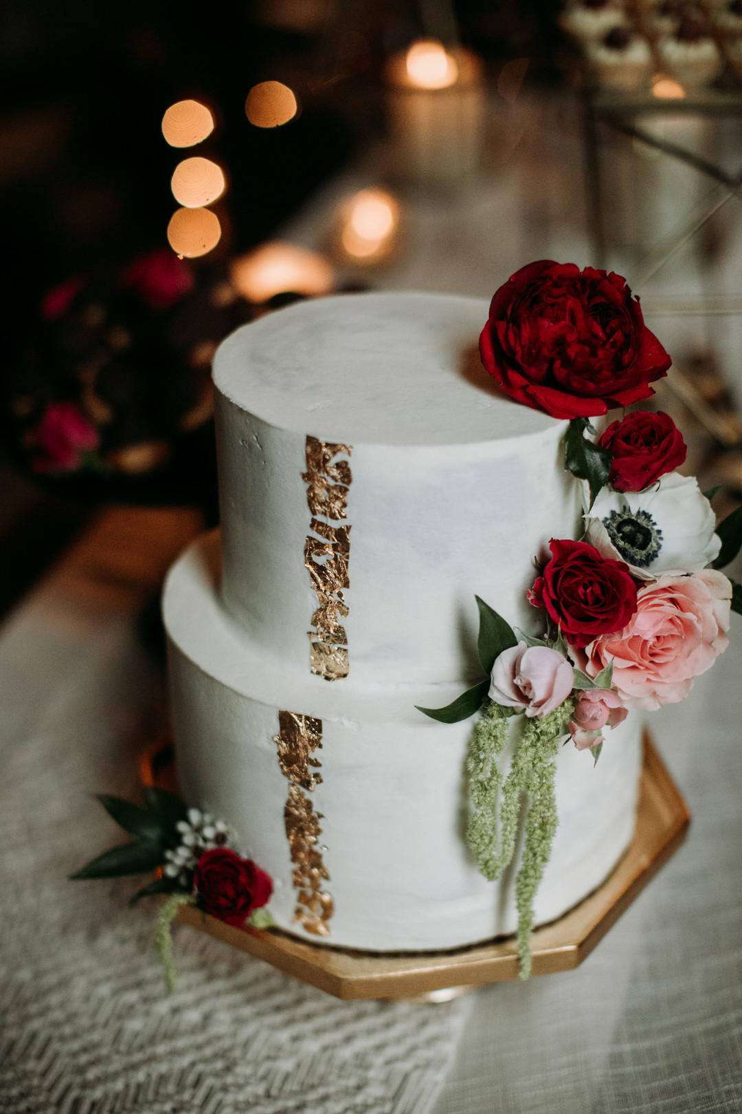 www.santabarbarawedding.com   Kacie Jones Photography   Dana Powers House   FM Events   S&O Dessert Co   Flourish   Blush Fine Linens   Embellish Vintage Rentals   All About Events   wedding cake