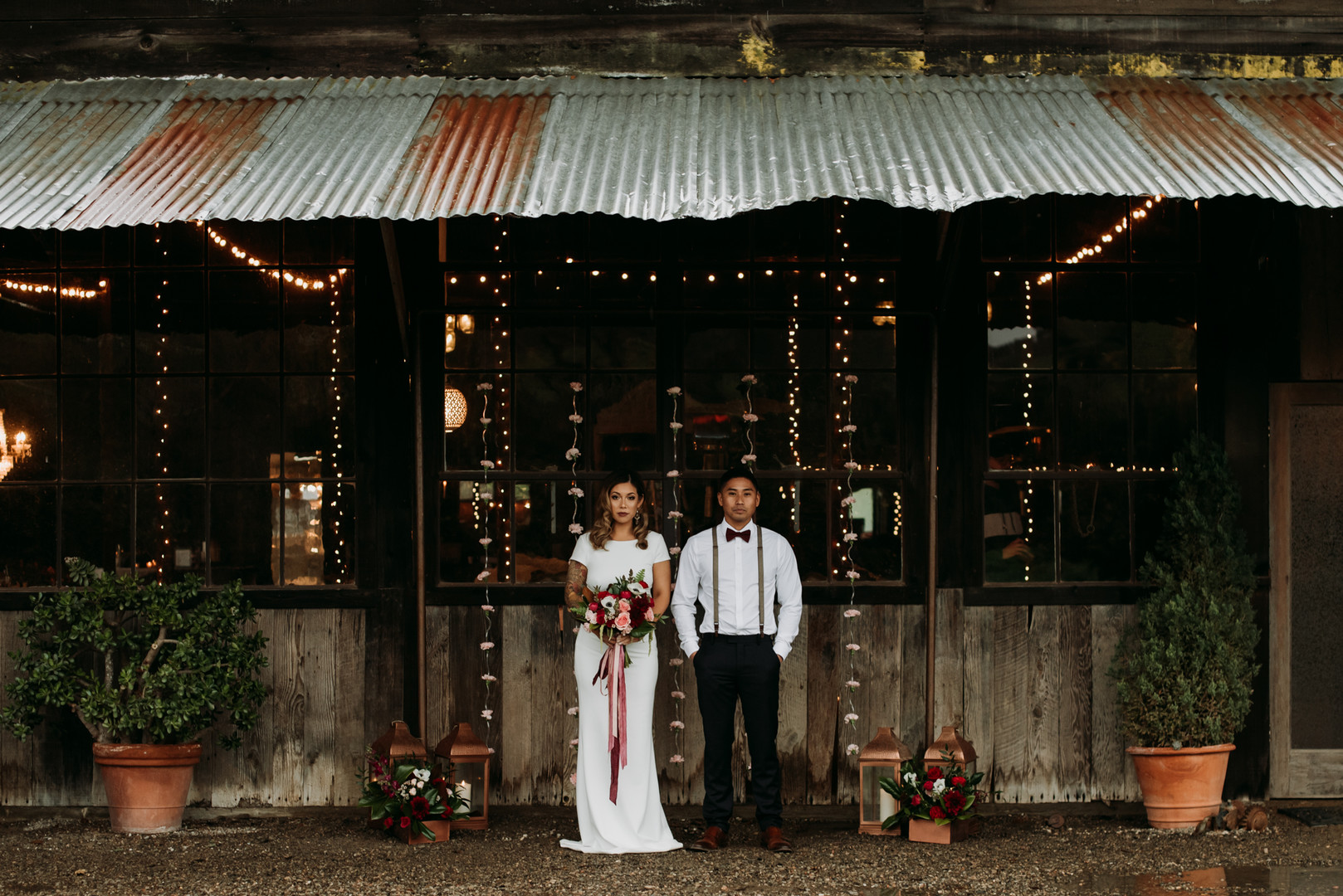 www.santabarbarawedding.com   Kacie Jones Photography   Dana Powers House   FM Events   Flourish Event & Floral Design   Twig and Arrow Salon   bride and groom