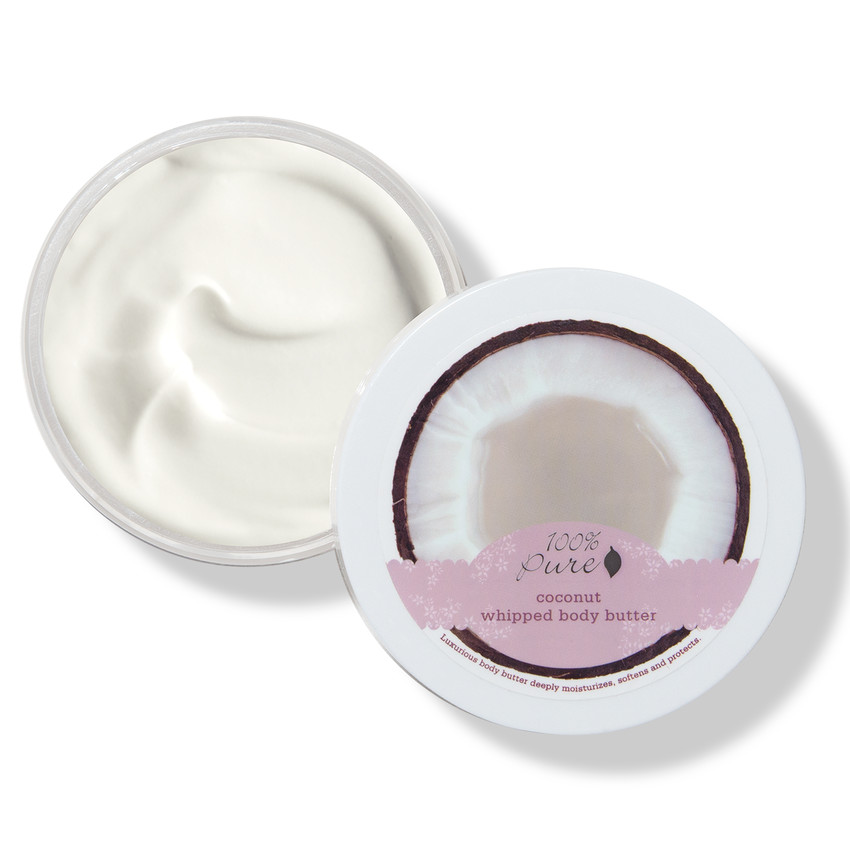 www.santabarbarawedding.com | 100% Pure | Coconut Whipped Body Butter