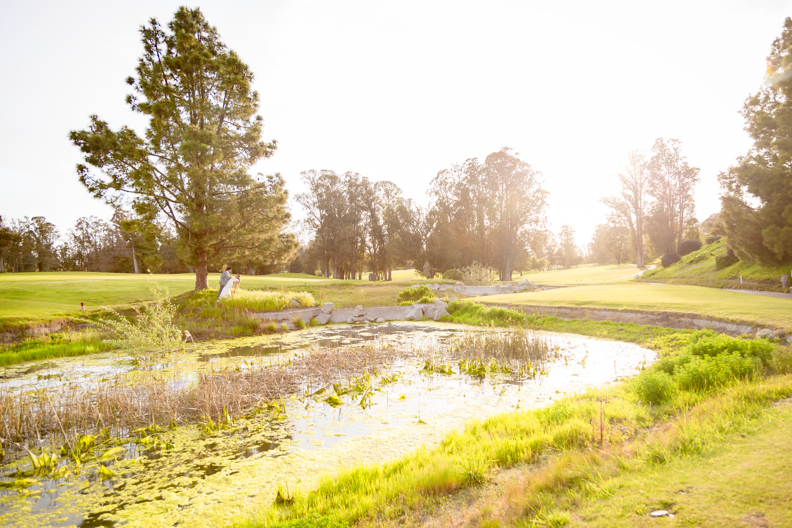 www.santabarbarawedding.com | SLO Town Studios | Black Lake Golf Course | golf course wedding venue