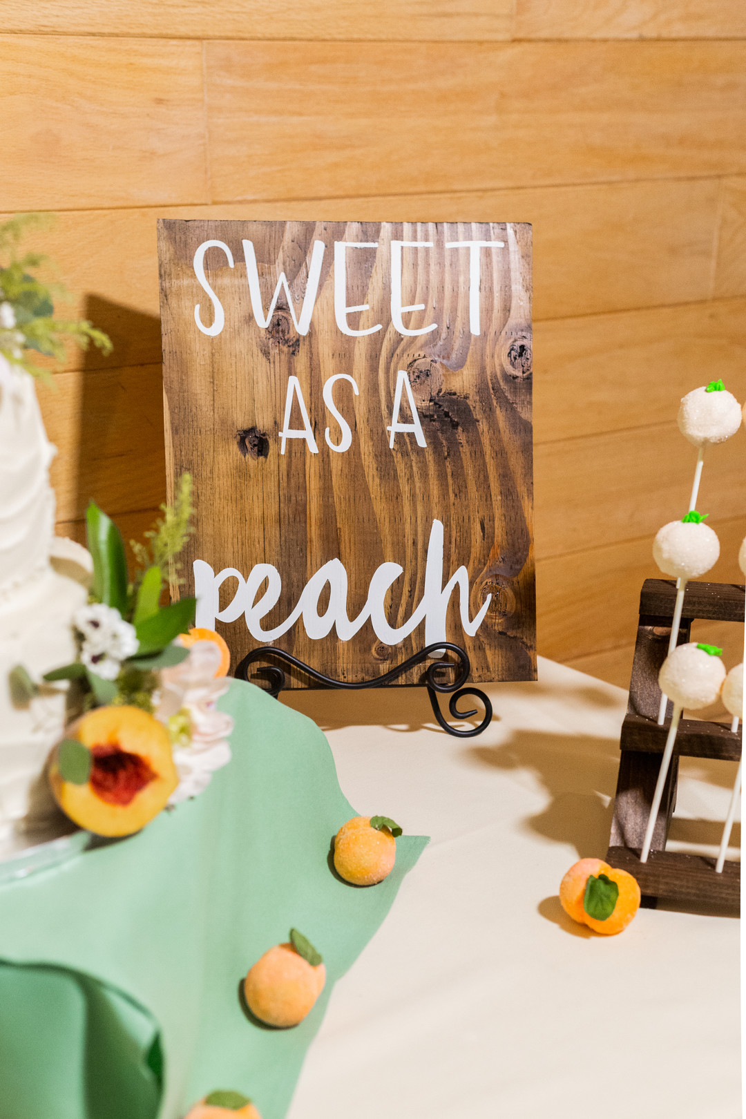 www.santabarbarawedding.com | SLO Town Studios | Black Lake Golf Course | Flowers by Denise | Bri's Sweet Retreat | Opulence Signs & Designs | wedding dessert table