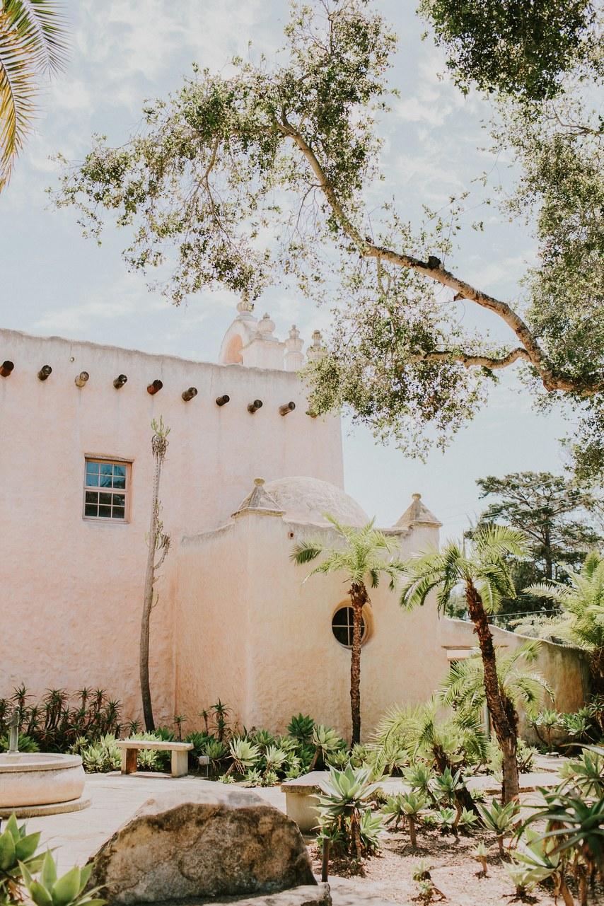 www.santabarbarawedding.com | WildWhim Design + Photography | Santa Barbara Historical Museum | Ann Johnson Events | Wedding Venue