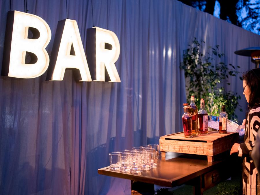 www.santabarbarawedding.com | Michael + Anna Costa Photography | Butterfly Lane Estate | Soigne Productions | Bella Vista Designs | Outrageous Booths | Lit Bar Sign