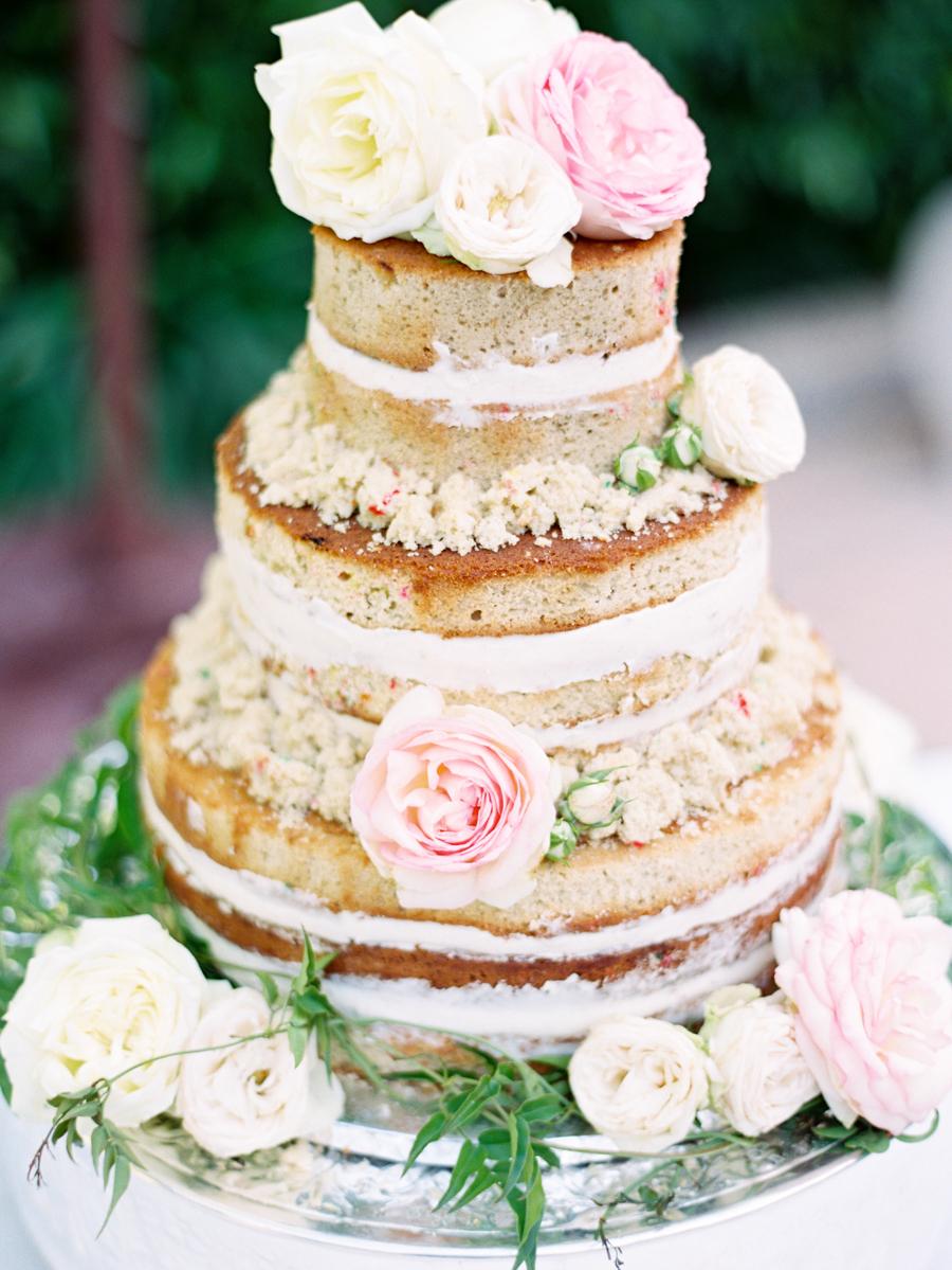 www.santabarbarawedding.com | Michael + Anna Costa Photography | Butterfly Lane Estate | Soigne Productions | Crushcakes | Wedding Cake
