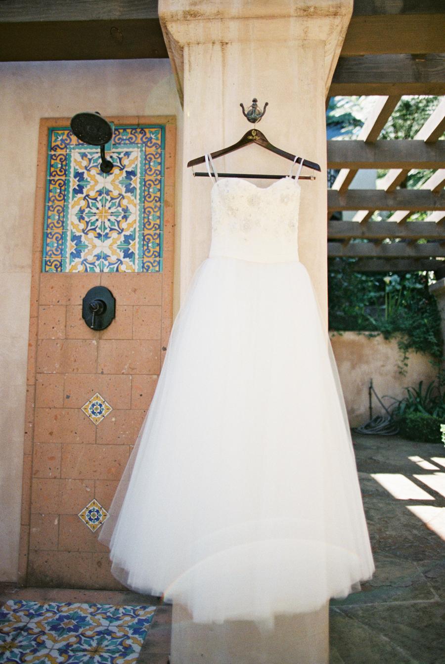 www.santabarbarawedding.com | Michael + Anna Costa Photography | Butterfly Lane Estate | Soigne Productions | Monique L'Huillier | Bride's Wedding Gown
